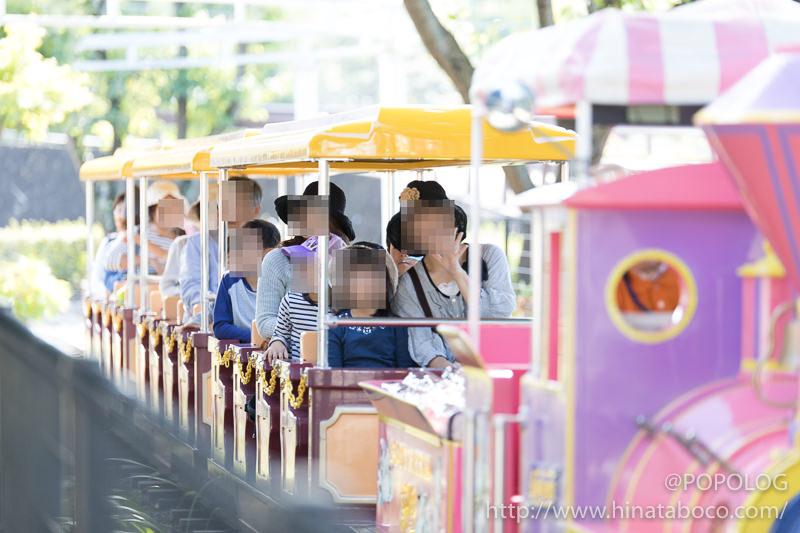 懐古園の豆汽車