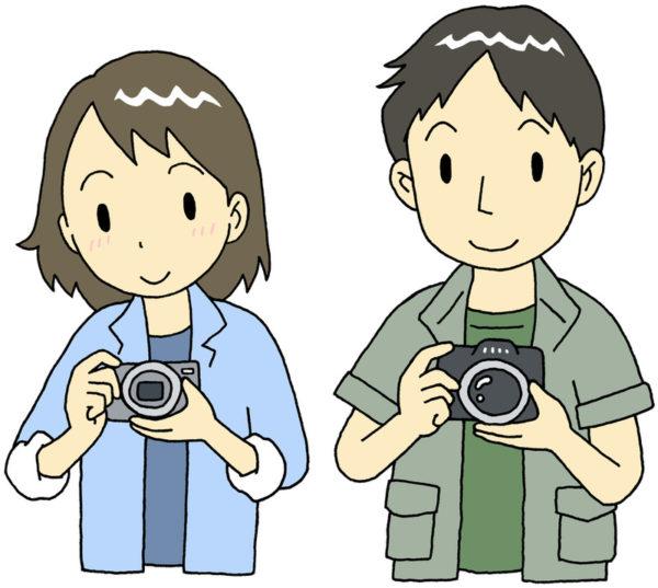 デジタル一眼レフとコンデジの比較