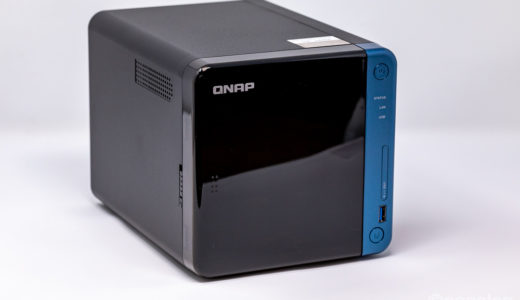 QNAP TS-453Be を購入した理由