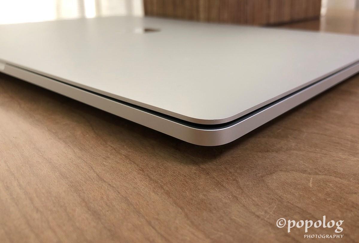 MacBookProのふたが閉じない