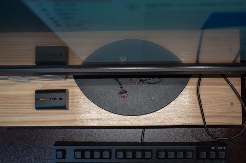 ScreenBarの調光機能